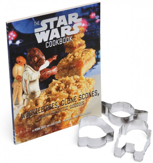 Star Wars Cookbook and Cookie Cutters
