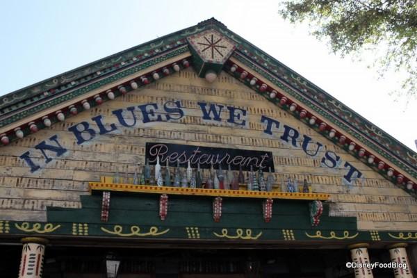 In Blues We Trust!