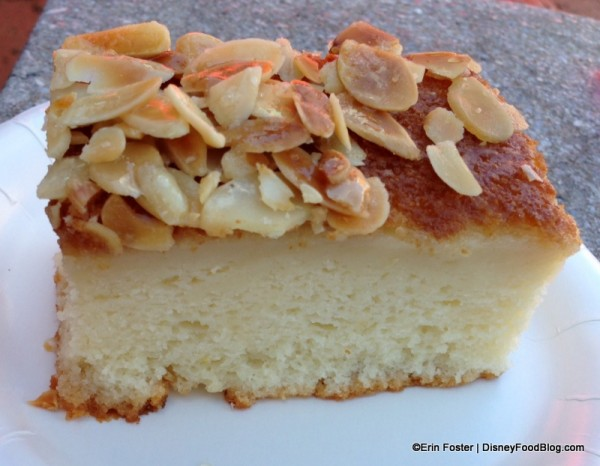 Almond Cake at Spice Road Table