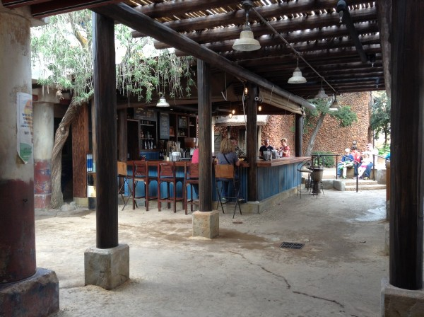 Dawa Bar in it's new location