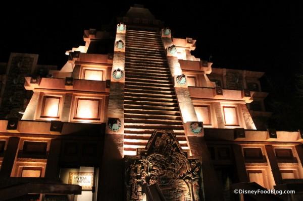 Pyramid -- Up Close
