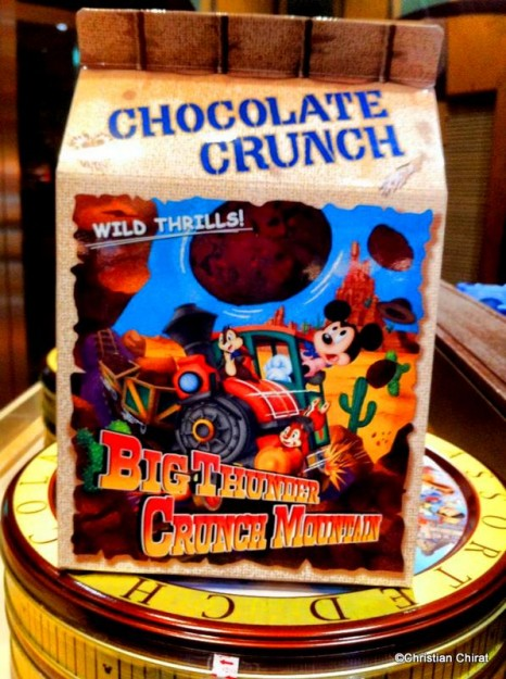 Big Thunder Mountain Souvenir Cookies!