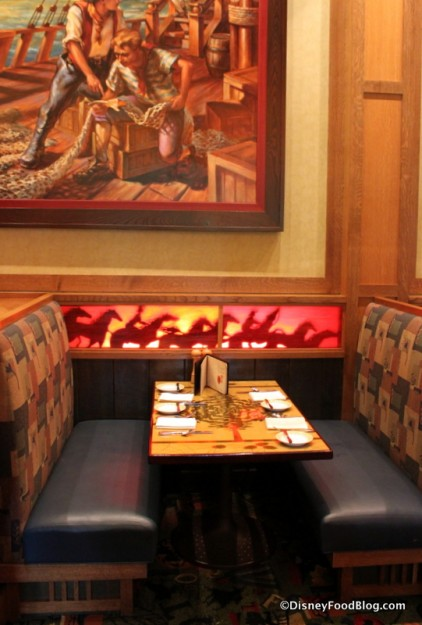 Booth Seating