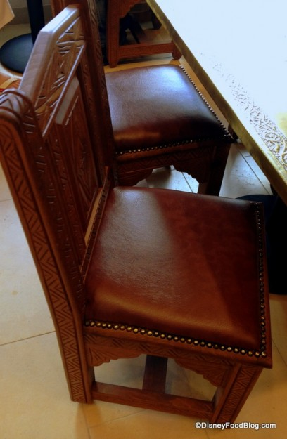 Inside Chair