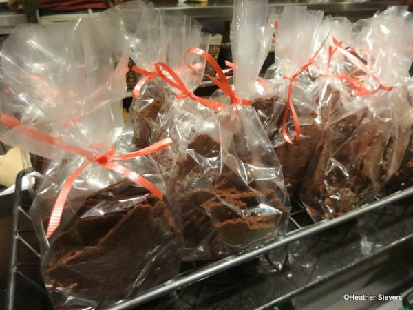 Packaged Brownie Brittle