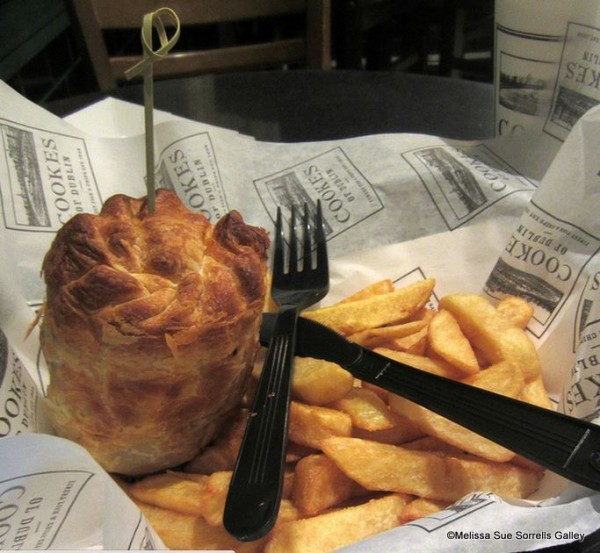 Beef and Lamb Pie from Cooke's