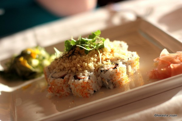 Spicy Kazan Roll from California Grill