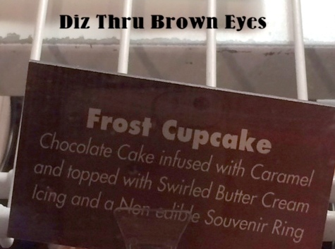 Frost Cupcake