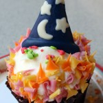 Snack Series: Blueberry Cupcake with Lemon Cream Cheese Icing at Disney's Hollywood Studios