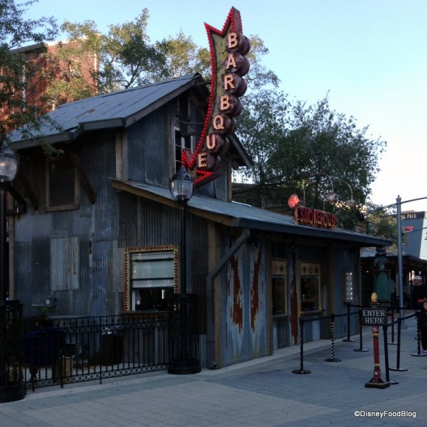 The Smokehouse at The House of Blues
