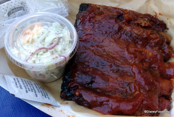 St. Louis Ribs – Half Rack