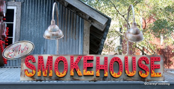 Welcome to The Smokehouse!