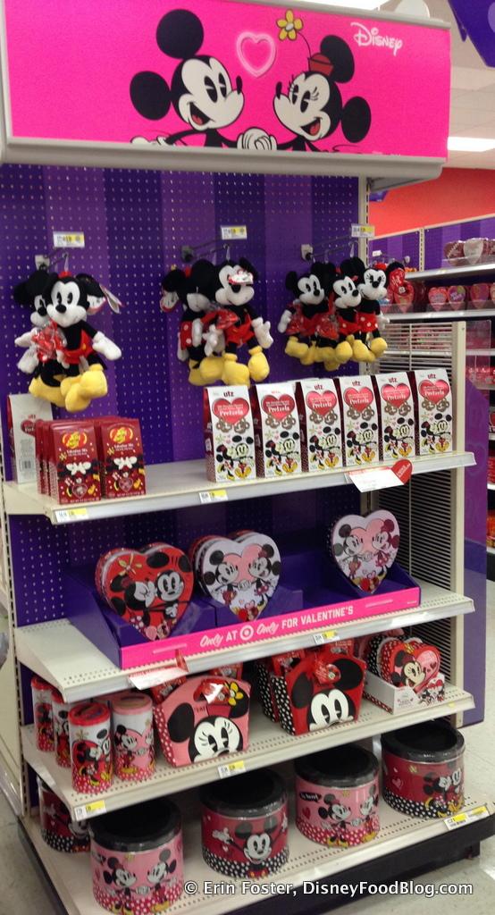 Favorite Finds Disney Valentine Treats At Target
