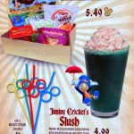 Review: NEW Jiminy Cricket's Slush at Magic Kingdom's Pinocchio Village Haus