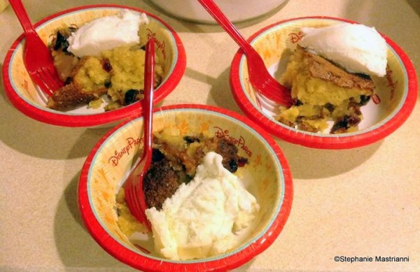 Johnny Appleseed Cake AND Not-So-Hidden Mickey!