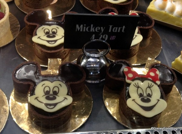 Mickey and Minnie!