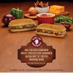 Review: New Limited Time Menu Items at Earl of Sandwich