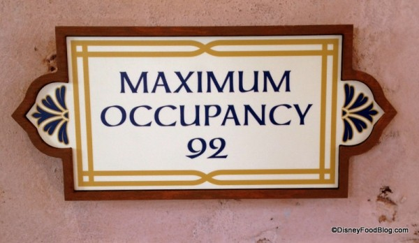 Outside Occupancy