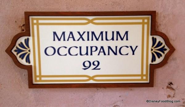 Outside Occupancy