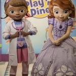 Sofia the First and Doc McStuffins Join Play 'n Dine at Hollywood and Vine!