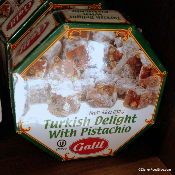 Souk-Al-Magreb Gifts of Morocco Pistachio Turkish Delight