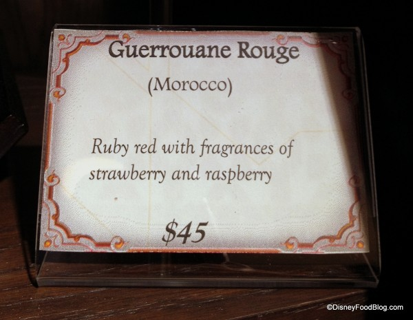 Guerrouanne Rouge Wine