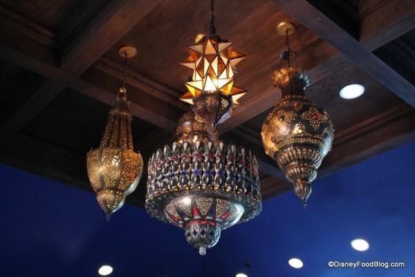 Spice Road Table Indoor Lanterns