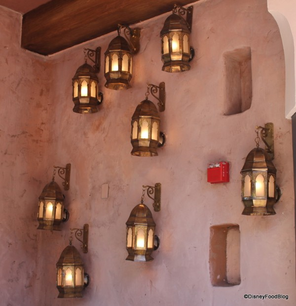 Spice Road Table Outdoor Lanterns
