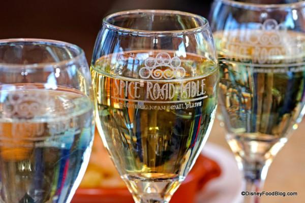 Spice Road Table Wine Flight