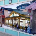 Construction Update: Two Starbucks Locations Coming to Downtown Disney Orlando