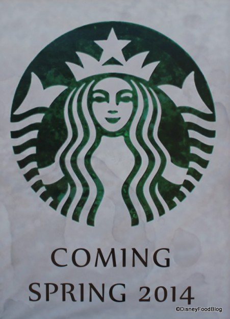 Starbucks arriving to Downtown Disney in the spring