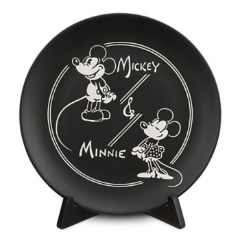 Mickey and Minnie 1028 Plate