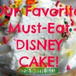 Disney Food Post Round-Up: February 2, 2014