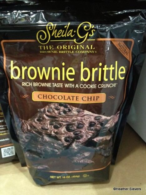 Shelia G's Brownie Brittle