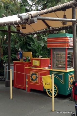 Adventureland Egg Roll Wagon