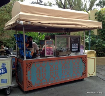Adventureland Nut Cart