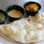 Super Snack VALUE: Naan Bread with Dipping Sauces at Art of Animation Resort