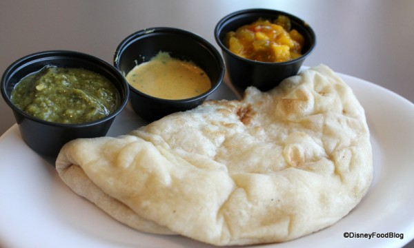 SIDE of Naan