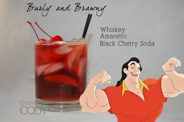 Burly and Brawny