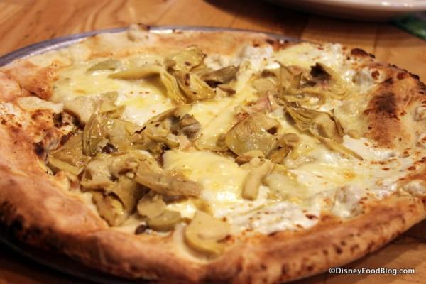 Pizza Carciofi