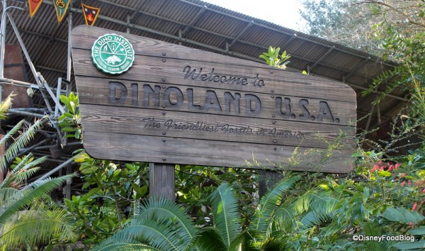 Welcome to DinoLand!