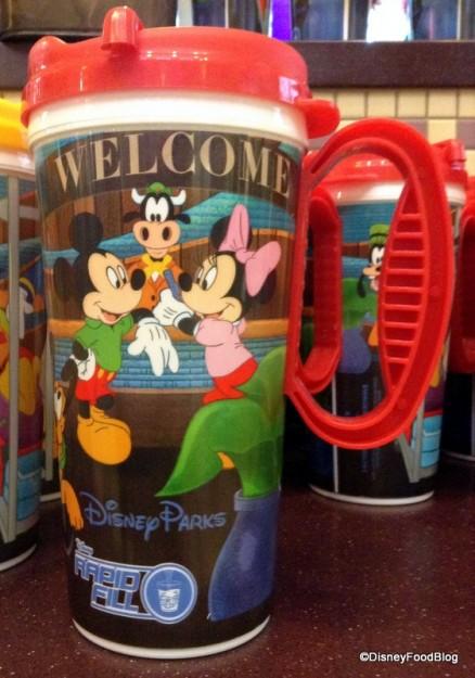 Rapid Fill Mugs