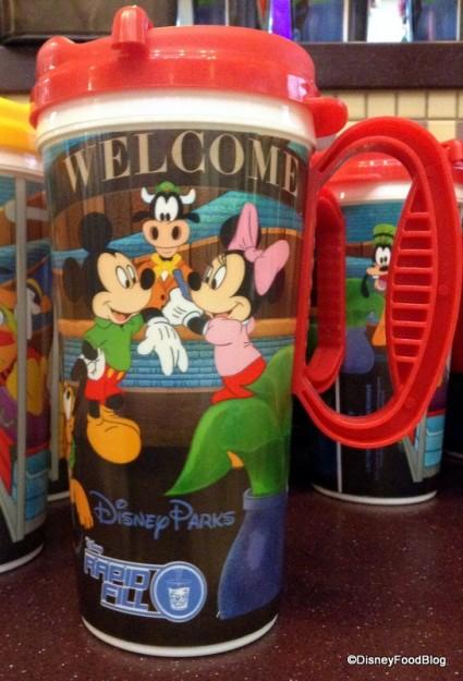 The new mug