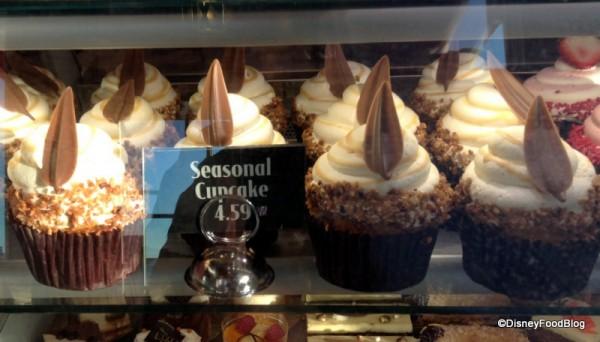 Dulce de Leche Cupcake