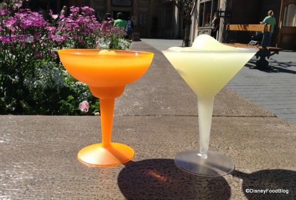 Epcot France Grey Goose Slush Grand Marnier Slush Supersize (4)