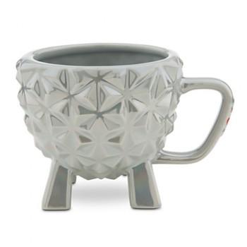 Spaceship Earth Mug