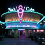 Review: Dinner at Flo's V-8 Café in Disney California Adventure's Cars Land