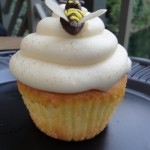 Disneyland Recipe: Lemon Bumblebee Cupcakes from the Hungry Bear Restaurant