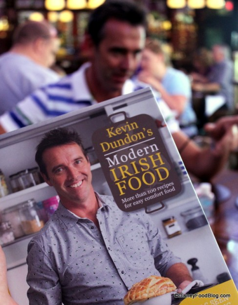Chef Kevin Dundon Will Host Two Signature Dining Events in March at Raglan Road in Downtown Disney