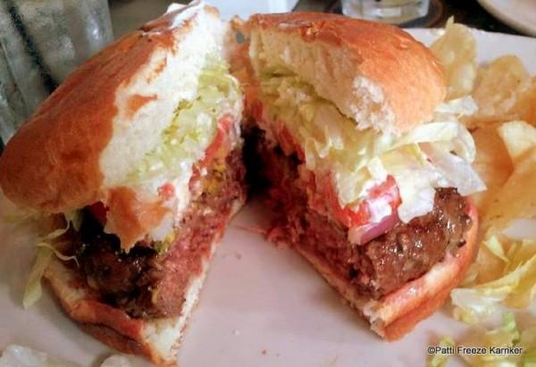 Kobe Burger